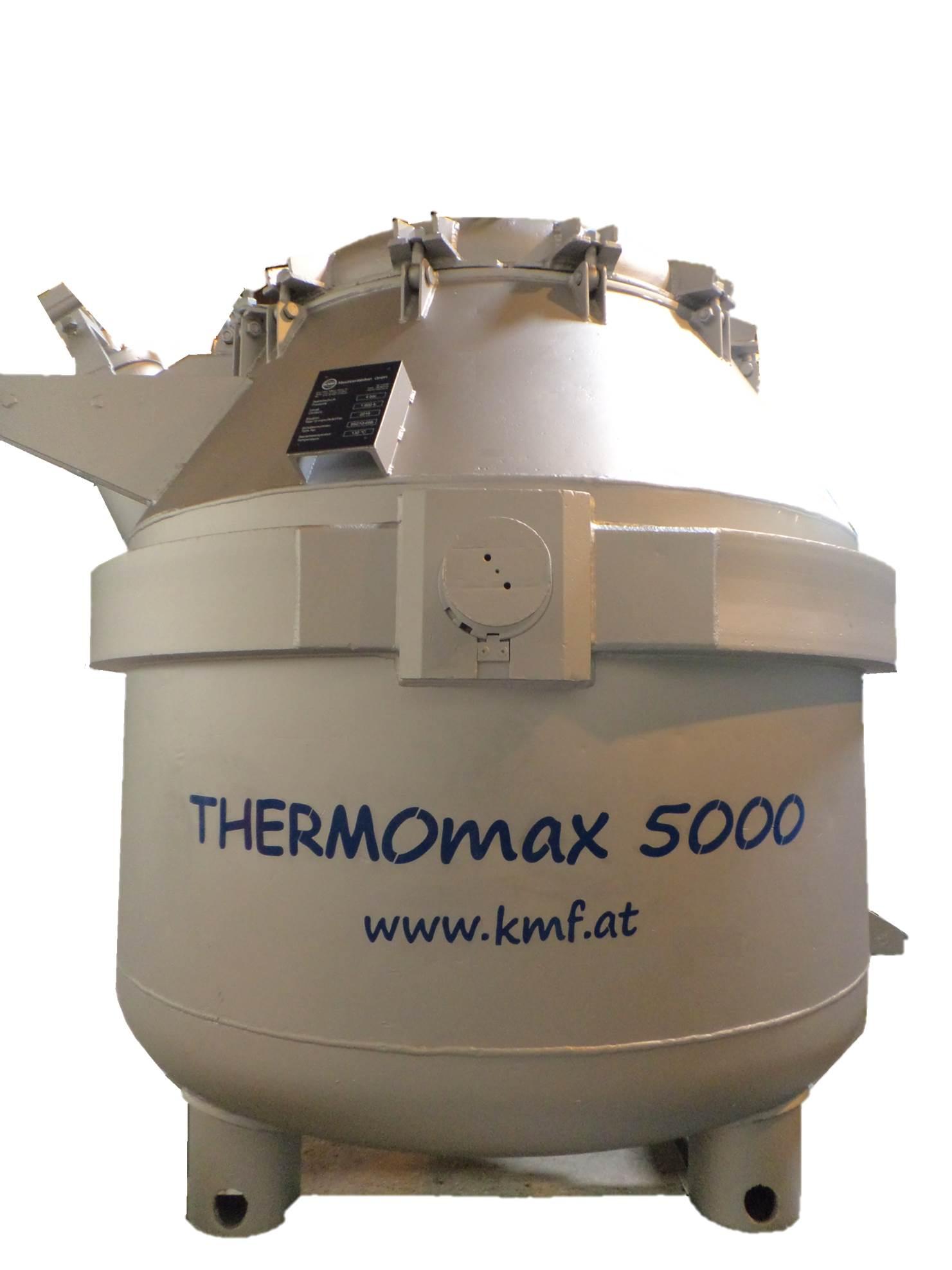 THERMOmax Behälter